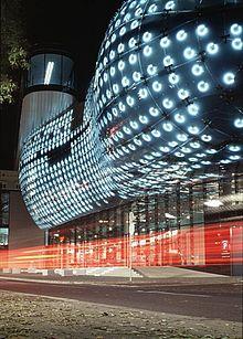 kunsthaus graz austria